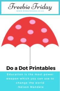 Do a Dot Printables