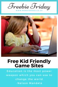 Free Kid Friendly Game Sites