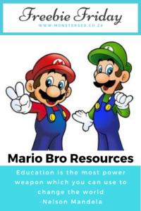Mario Bro Resources