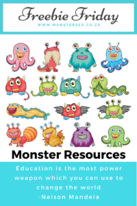 Monster Resources