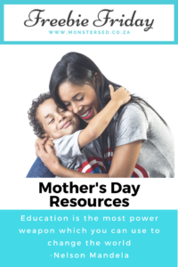 Mothers Day Resources