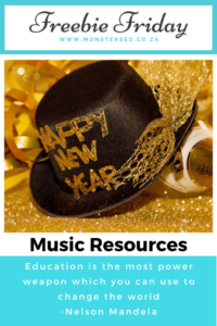 New Years Resources