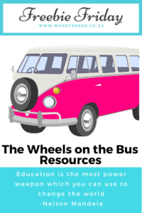The Wheels on the Bus Resources