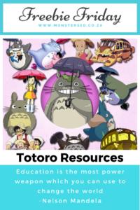 Totoro Resources