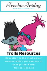 Trolls Movie Resources
