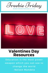 Valentines Day Resources