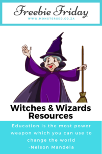 Witches and Wizards Resources