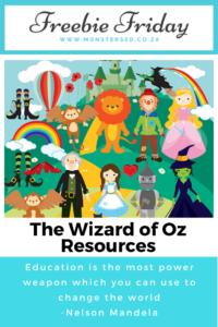 Wizard of Oz Resources