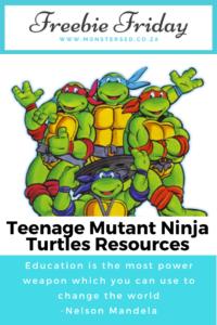 Teenage Mutant Ninja Turtles Resources